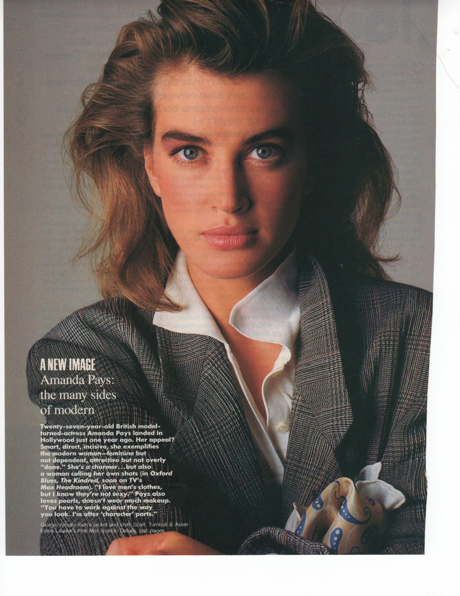 Amanda Pays Nude Photos 66